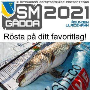 Rösta på SM i Gädda